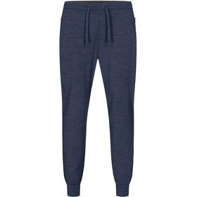 super.natural City Cuffed Pants Men blue iris melange